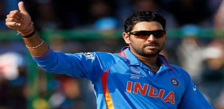 yuvraj singh allowed to play T20 matches